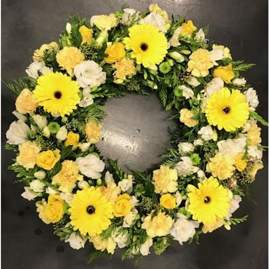 Wreath of Yellows - Image 1