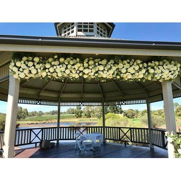 more on Gazebo Flowers