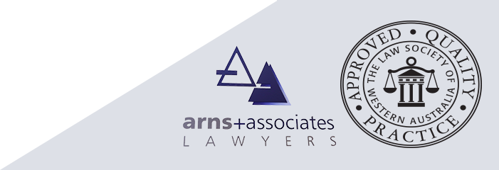 Arns and Associates tag line
