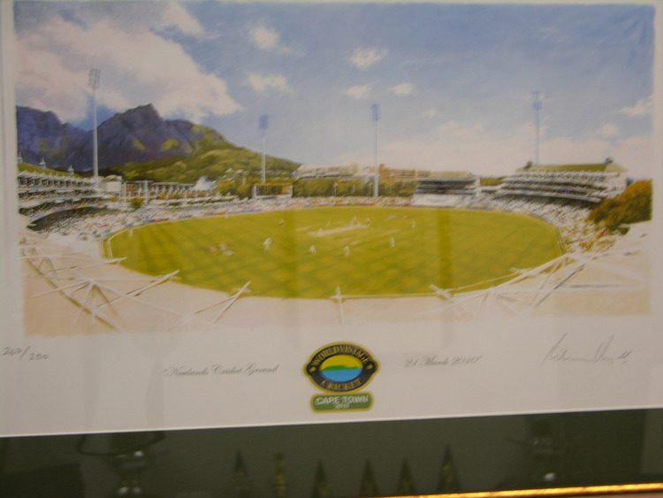 Newlands Gricket Ground - Sth Africa - Image 1