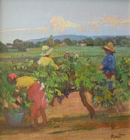 The Grape Pickers - Image 1