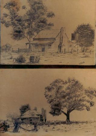 Farmhouses, Gingin, Western Australia