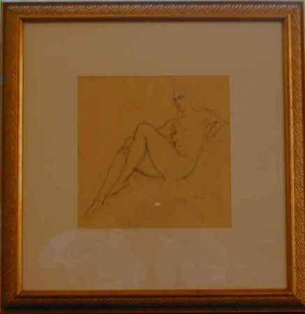 Sketch of a Woman - Image 1