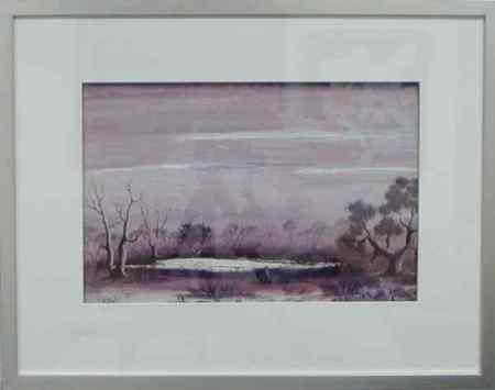 Sunset - Dreamtime in the South-West - No. 3 - Image 1