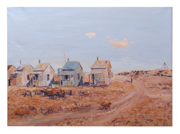Miners Shacks in Cue - Image 1
