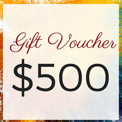 more on $500 Gift Voucher