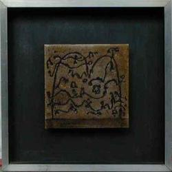 more on Ceramic Tile 2 - Dark brown