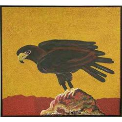 more on Wilger (wedge-tailed eagle)