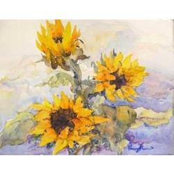 more on Sunflowers Dreaming