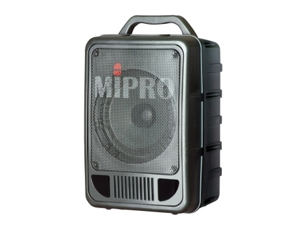 Mipro  Portable PA 70watt AC-DC Rechargeable includes CD Player can be further optioned - Image 1