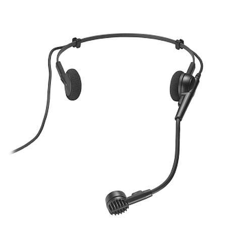 audio-technica  Hypercardioid Dynamic Headworn Microphone for A-T Wireless Systems - Image 1