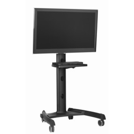 Heavy Duty Flat Panel Display Cart - Image 2