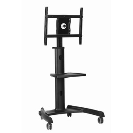 Heavy Duty Flat Panel Display Cart - Image 1