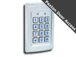 Access Control Paxton Keyless Entry