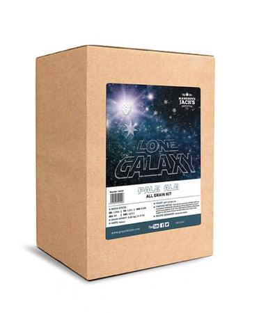 Mangrove Jacks Lone Galaxy Ipa All Grain Kit - Image 1