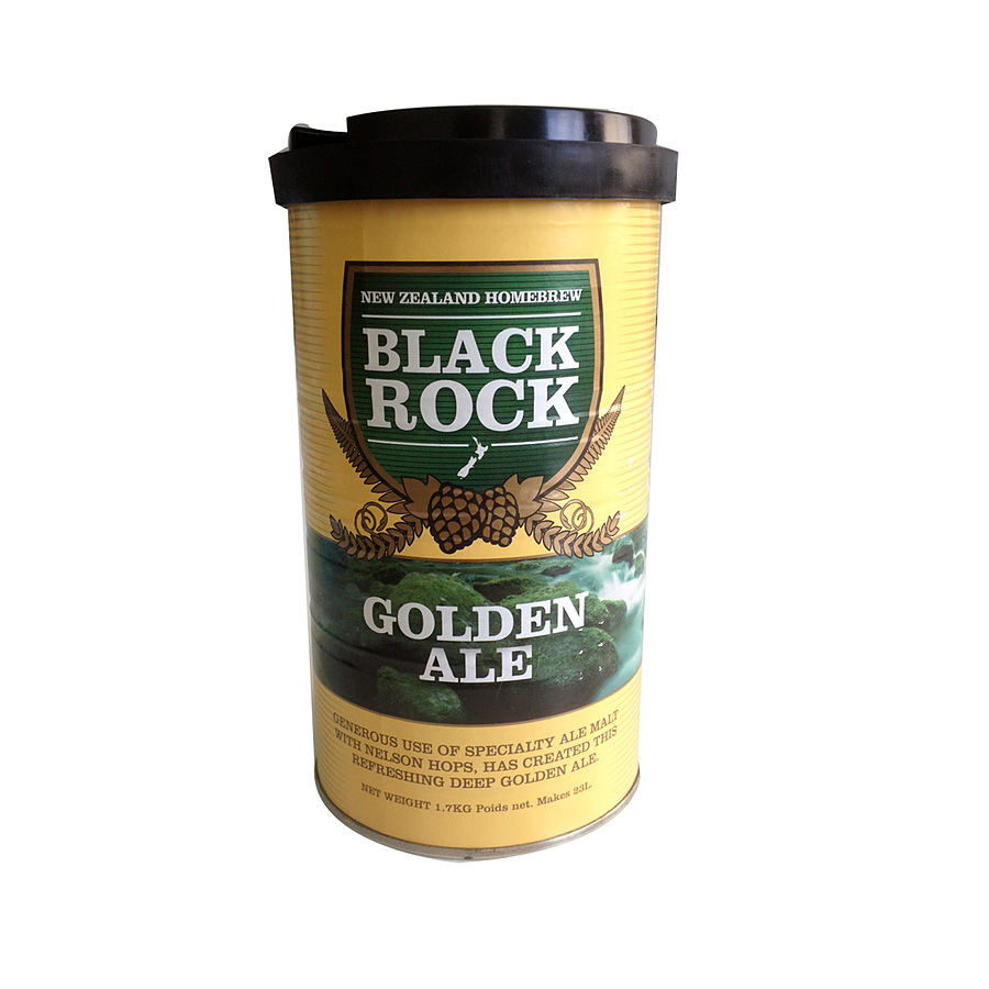 Black Rock Golden Ale 1.7Kg - Image 1