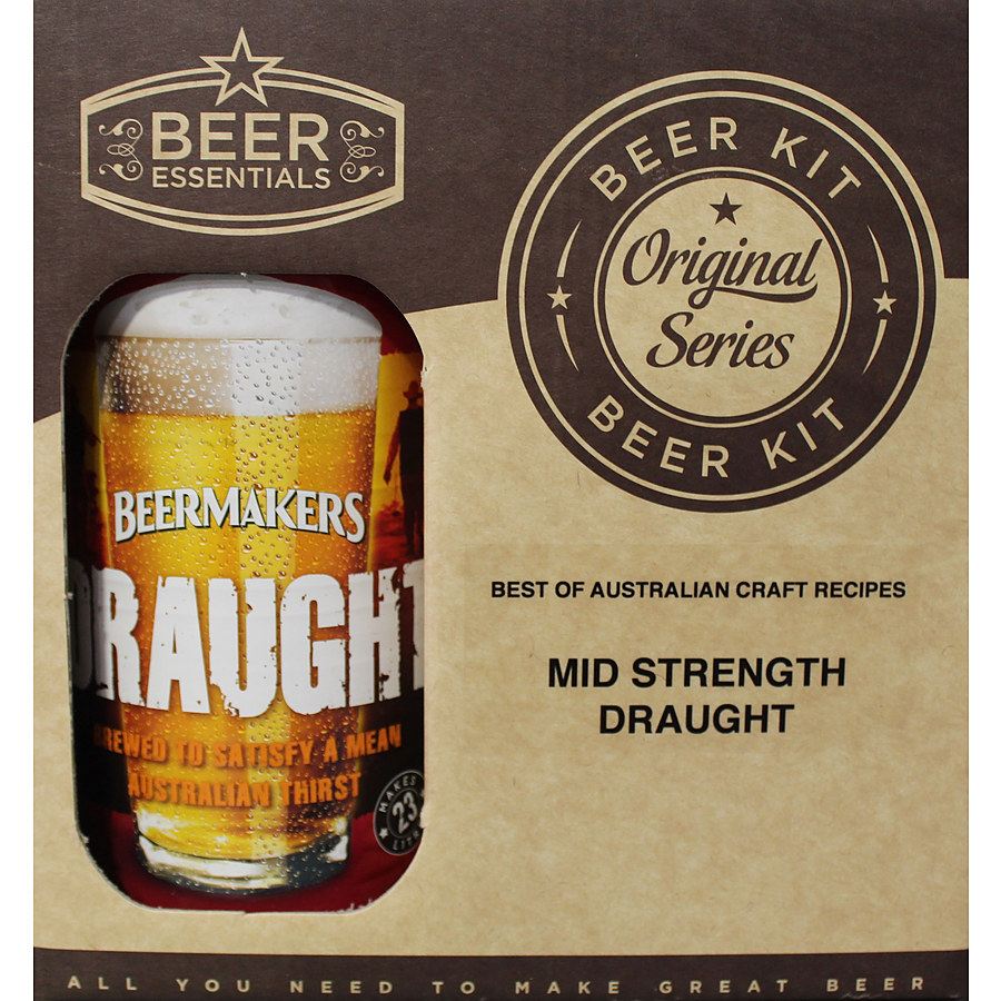 Mid Strength Draught - Image 1