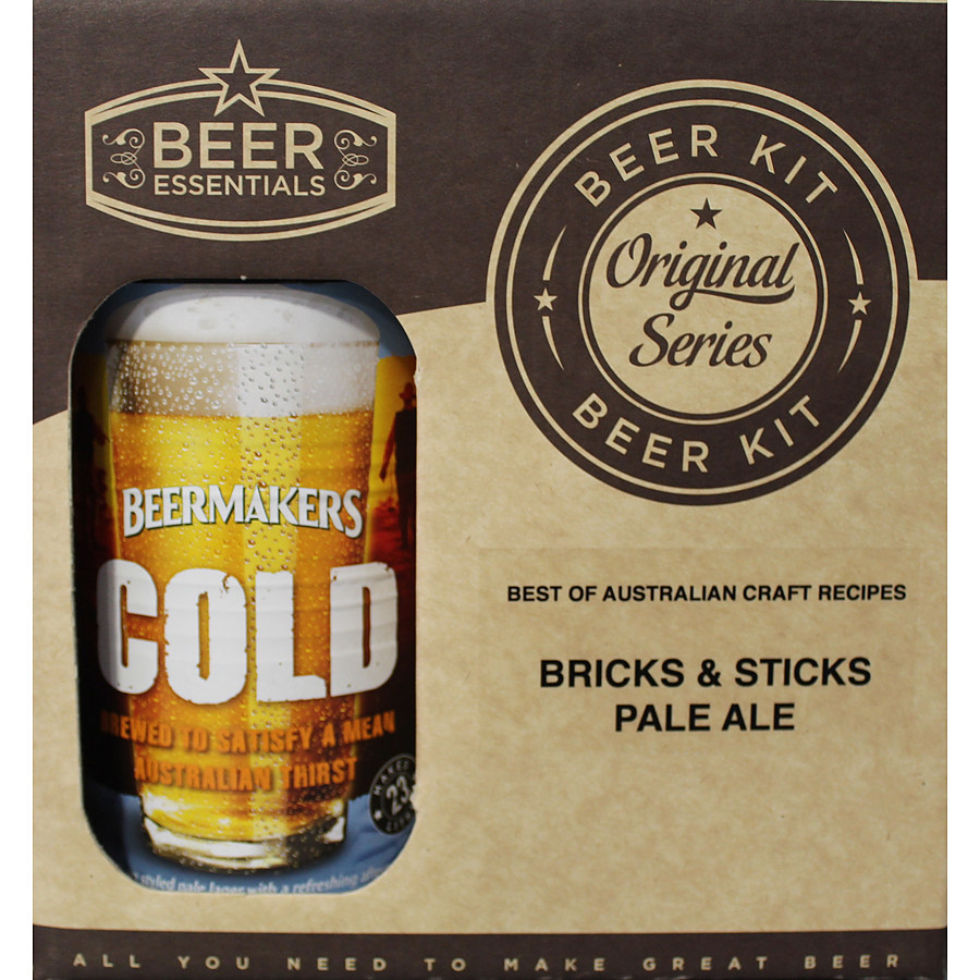 Bricks - Sticks Pale Ale - Image 1