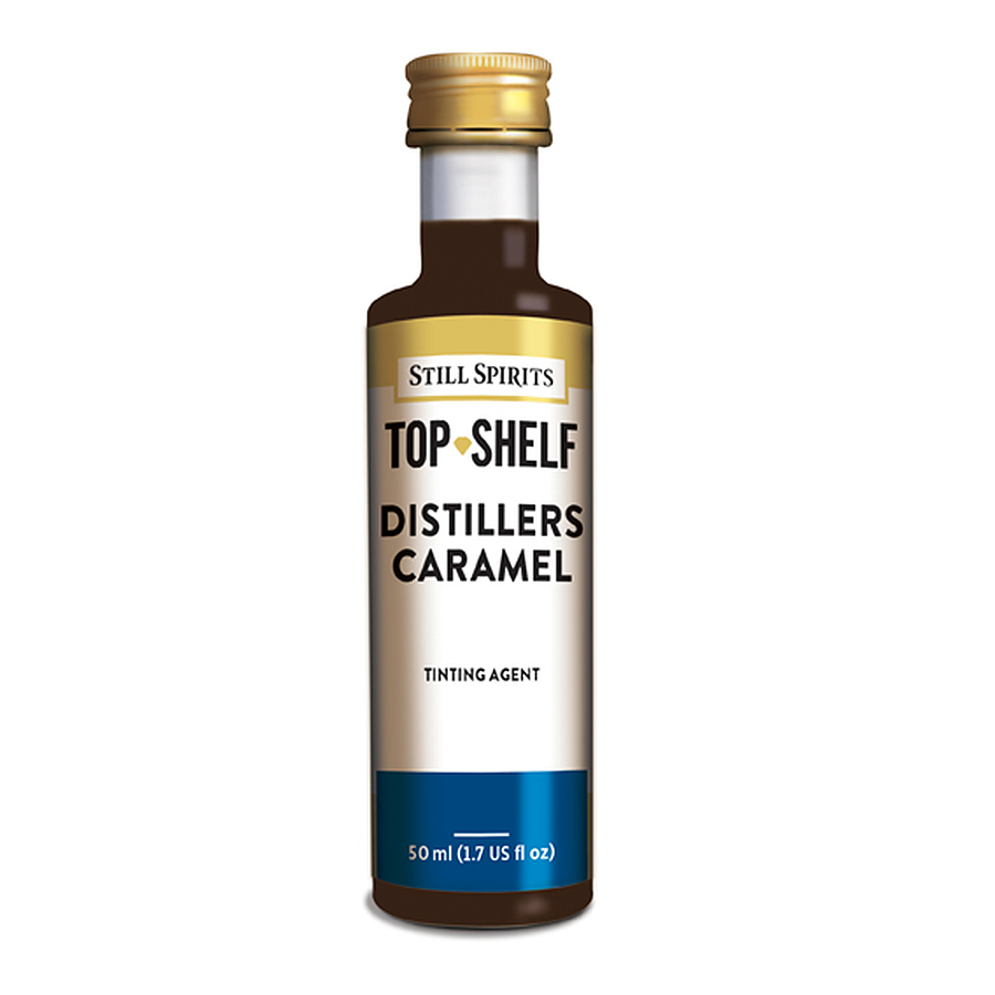 Still Spirits Distillers Caramel 50ML - Image 1