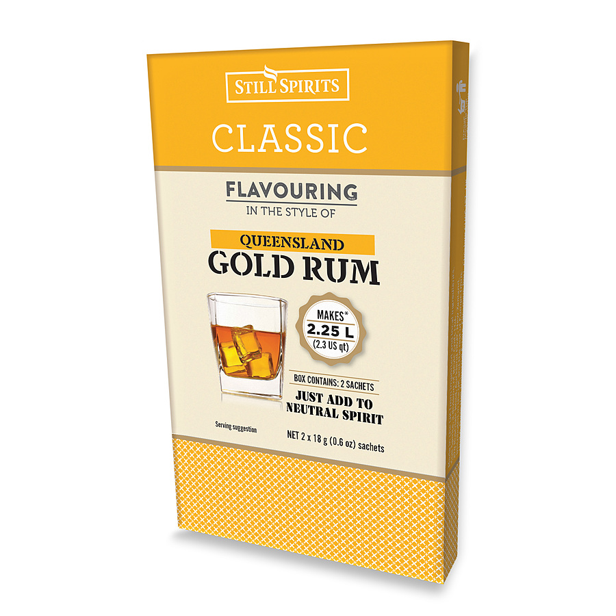 Top Shelf Classic Queensland Gold Rum - Image 1