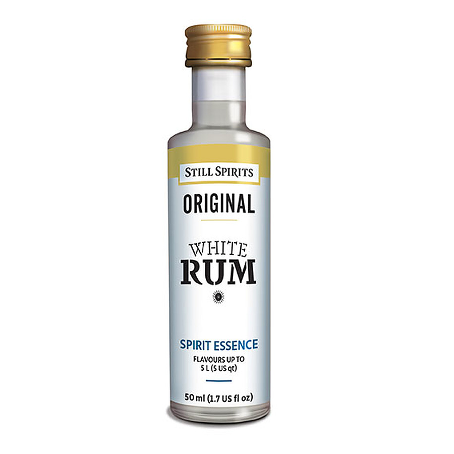 Still Spirits Original White Rum 50ML - Image 1