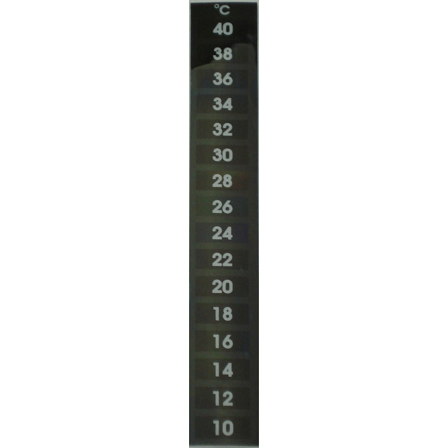Self Adhesive Digital Thermometer - Extra Large - Image 1