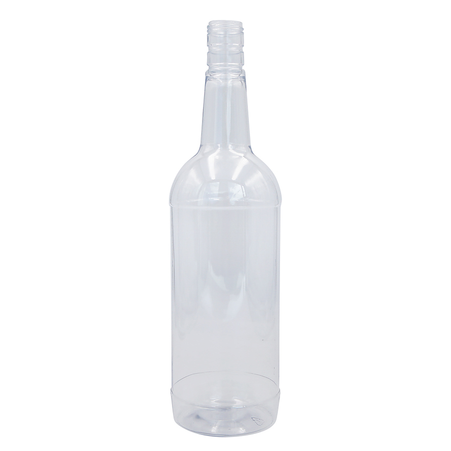 PET Spirit Bottle + Cap 750 ML - Image 1