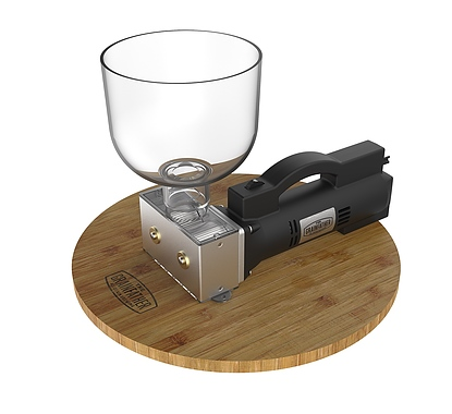 Grainfather Electric Grain Mill + Mounting Board - Image 1