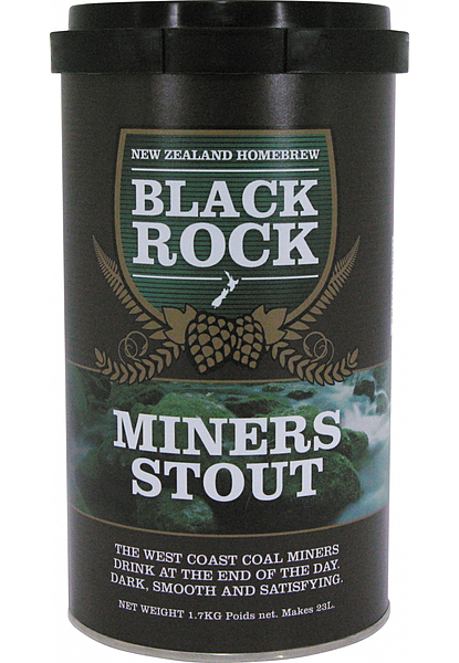 Black Rock Miners Stout 1.8Kg - Image 1
