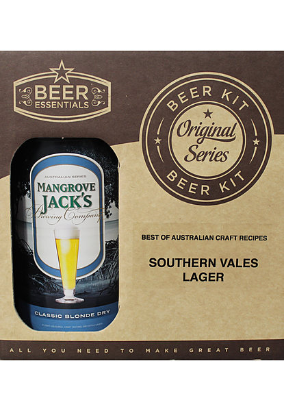 Southern Vales Lager - Image 1