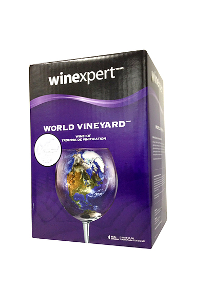 Chiliean Merlot - World Vineyard Wine Concentrates - Image 1
