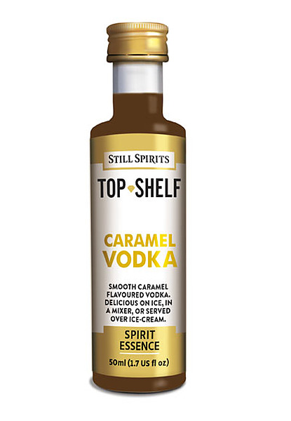 Still Spirits Caramel Vodka 50ML - Image 1