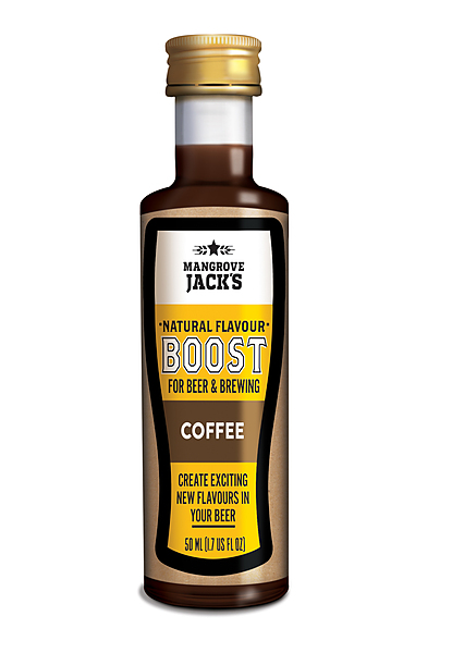 Mangrove Jacks All Natural Beer Flavour Booster Coffee 50ML - Image 1