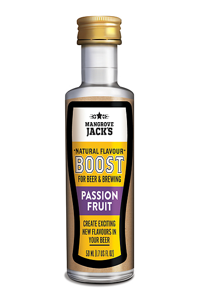 Mangrove Jacks All Natural Beer Flavour Booster Passionfruit 50ML - Image 1