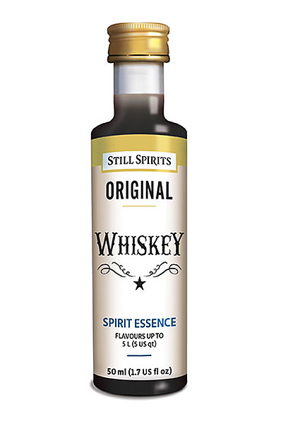 Still Spirits Original Whisky 50ML - Image 1