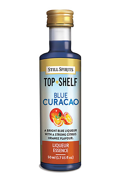 Still Spirits Blue Curacao 50ML - Image 1