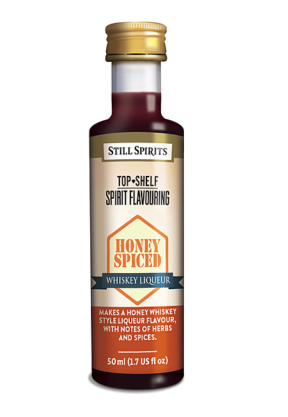 Still Spirits Honey Spiced Whiskey Liqueur 50ML - Image 1