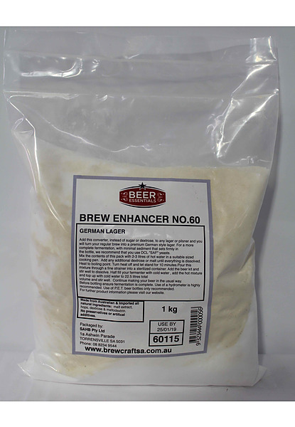 German Lager Enhancer 1Kg - Image 1