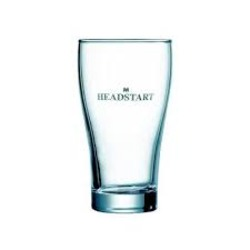 Headstart Beer Glass 425ML - Image 1