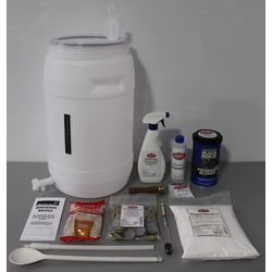 more on Beer Essentials Starter Brewery Kit