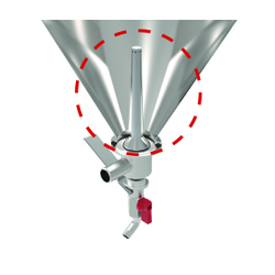 more on Grainfather Conical Fermenter 160Mm Duel Valve Liquid Inlet