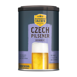 more on Mangrove Jacks Czech Pilsner 1.7Kg