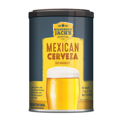 more on Mangrove Jacks Mexican Cerveza 1.7Kg