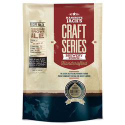 more on Chocolate Brown Ale 2.2Kg Mangrove Jacks Craft Pouch