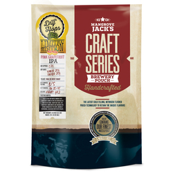 more on Pink Grapefruit IPA Mangrove Jacks Craft Pouch 2.5Kg