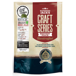 more on Irish Red Ale Mangrove Jacks Craft Pouch 2.2Kg