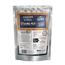 more on Bourbon Barrel Strong Ale Mangrove Jacks Craft Pouch 2.5Kg