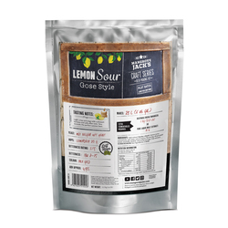 more on Lemon Sour Gose Mangrove Jacks Craft Pouch 2.2Kg