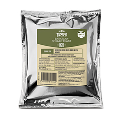 more on Mangrove Jack's CS Yeast M20 Bavarian Wheat (100g)