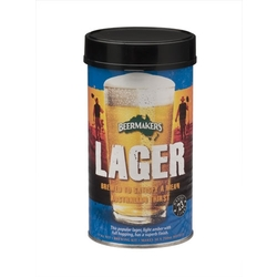 more on Beermakers Australian Lager 1.7Kg